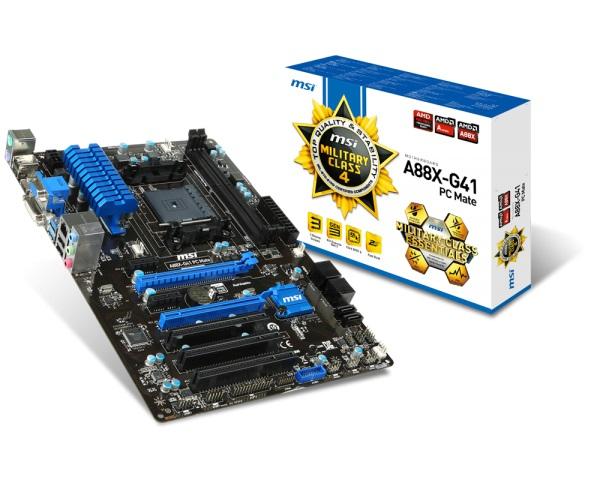 مینبرد امـ اسای پی سی میت مدل A88X-G41